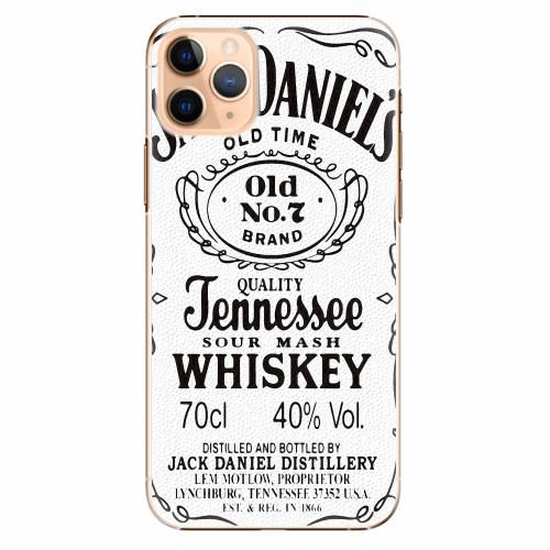 Plastový kryt iSaprio - Jack White - iPhone 11 Pro Max
