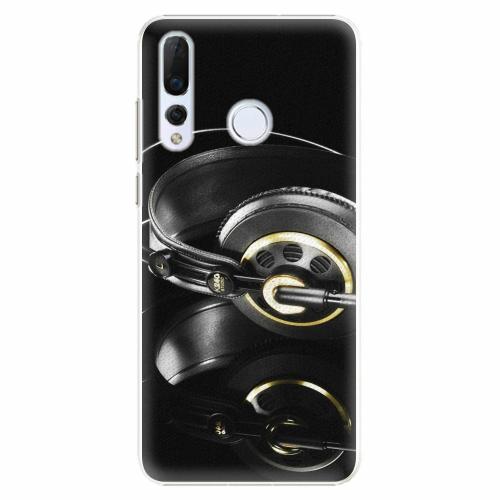 Plastový kryt iSaprio - Headphones 02 - Huawei Nova 4