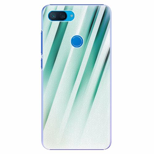 Plastový kryt iSaprio - Stripes of Glass - Xiaomi Mi 8 Lite