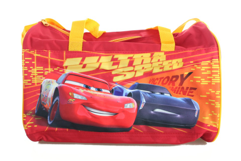 Sportovní taška Cars