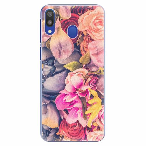Plastový kryt iSaprio - Beauty Flowers - Samsung Galaxy M20