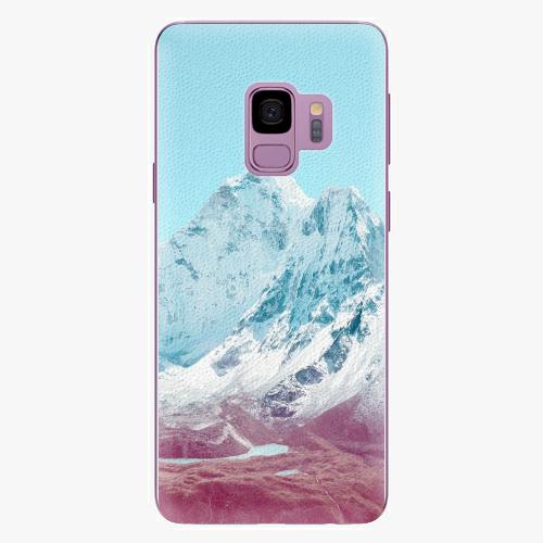 Plastový kryt iSaprio - Highest Mountains 01 - Samsung Galaxy S9