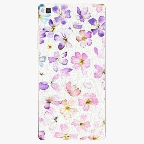 Plastový kryt iSaprio - Wildflowers - Huawei Ascend P8