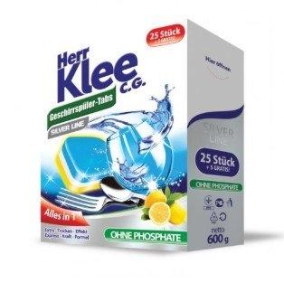 C.G. Dishwasher tablety do myčky 4v 1, 30ks, 600g