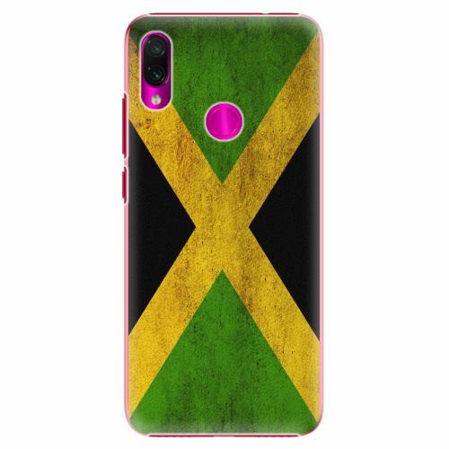 Plastový kryt iSaprio - Flag of Jamaica - Xiaomi Redmi Note 7