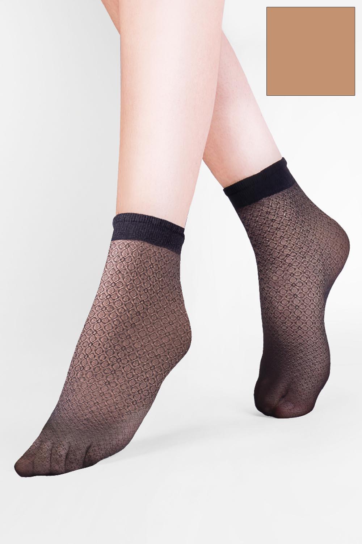 Dámské ponožky Gabriella Flo Code 696