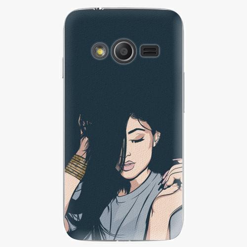 Plastový kryt iSaprio - Swag Girl - Samsung Galaxy Trend 2 Lite