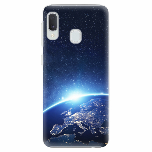 Plastový kryt iSaprio - Earth at Night - Samsung Galaxy A20e