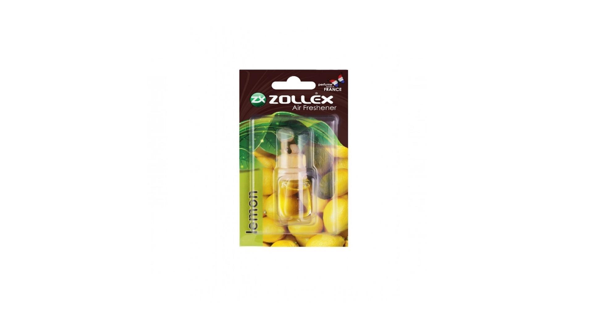ZOLLEX Osvěžovač vzduchu - citron 8 ml (14LE)