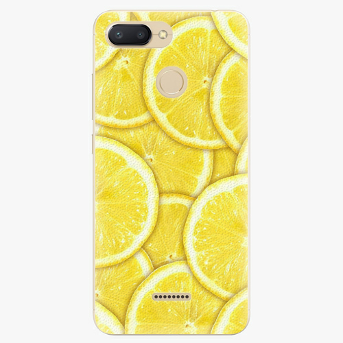 Yellow   Xiaomi Redmi 6