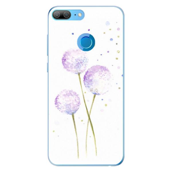 Odolné silikonové pouzdro iSaprio - Dandelion - Huawei Honor 9 Lite
