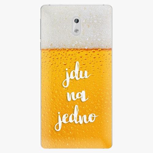 Plastový kryt iSaprio - Jdu na jedno - Nokia 3