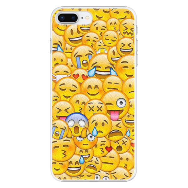 Plastové pouzdro iSaprio - Emoji - iPhone 8 Plus