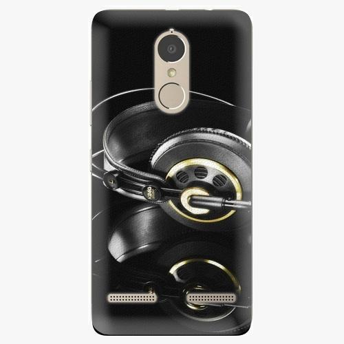 Plastový kryt iSaprio - Headphones 02 - Lenovo K6