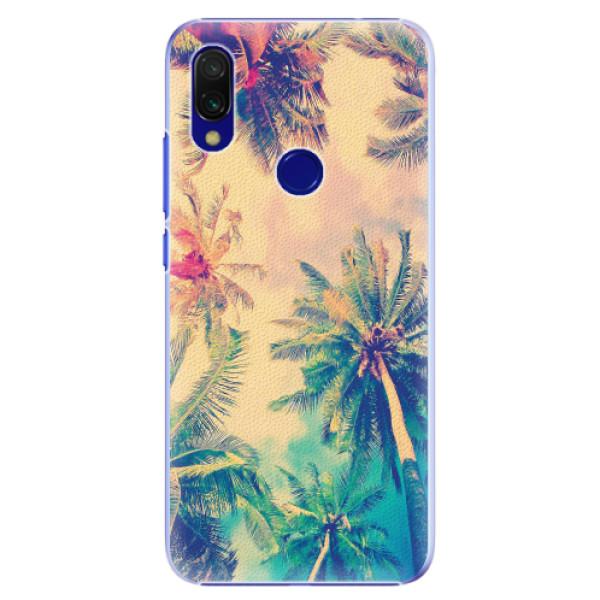Plastové pouzdro iSaprio - Palm Beach - Xiaomi Redmi 7