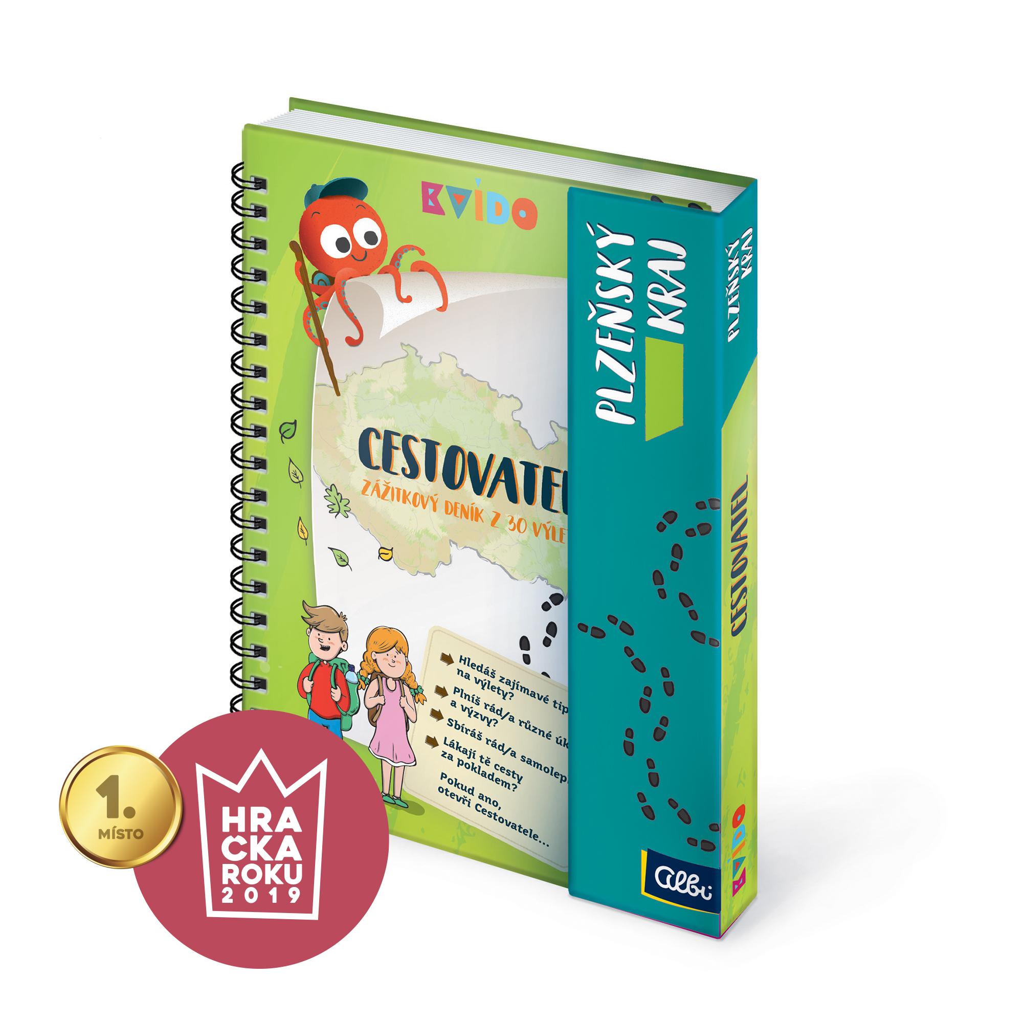Zážitkové deníky - Kvído - Plzeňský zážitkový deník