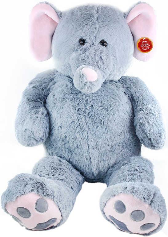 PLYŠ Slon velký 100 cm