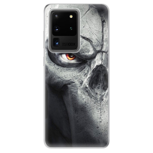 Odolné silikonové pouzdro iSaprio - Horror - Samsung Galaxy S20 Ultra