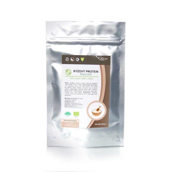 Rýžový Protein Naturalis BIO - 250g