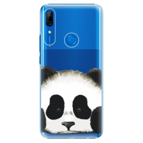 Plastové pouzdro iSaprio - Sad Panda - Huawei P Smart Z