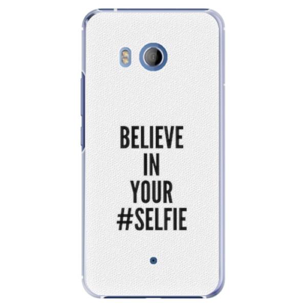 Plastové pouzdro iSaprio - Selfie - HTC U11