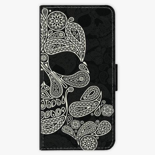 Flipové pouzdro iSaprio - Mayan Skull - iPhone 8 Plus