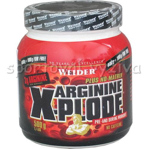 Arginine X-plode 500g