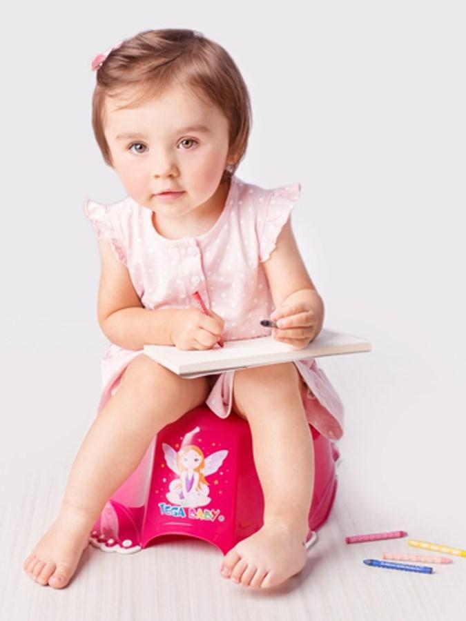 Dětský nočník protiskluzový Autíčka - modrá