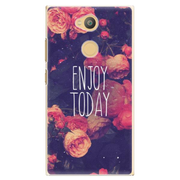 Plastové pouzdro iSaprio - Enjoy Today - Sony Xperia L2