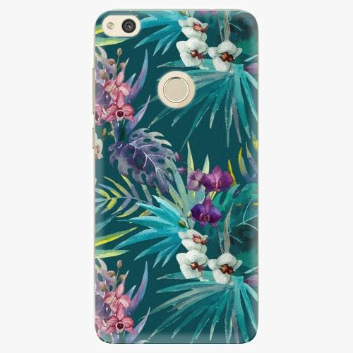 Plastový kryt iSaprio - Tropical Blue 01 - Huawei P8 Lite 2017
