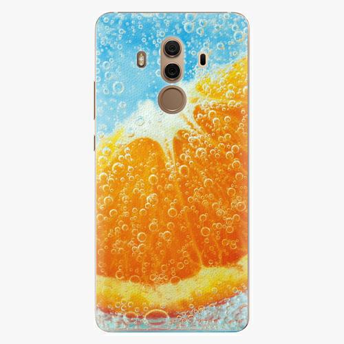 Plastový kryt iSaprio - Orange Water - Huawei Mate 10 Pro