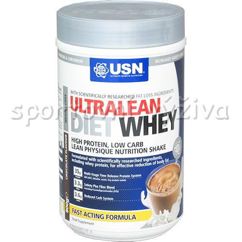 Ultralean Diet Whey - 800g-vanilka