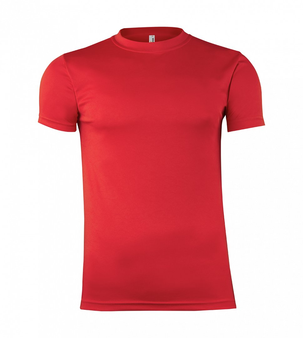 Tričko Montana červené