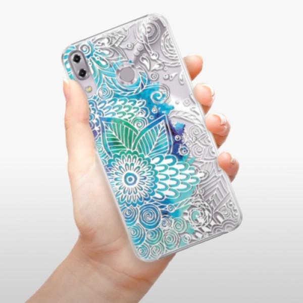 Plastové pouzdro iSaprio - Lace 03 - Asus ZenFone 5Z ZS620KL