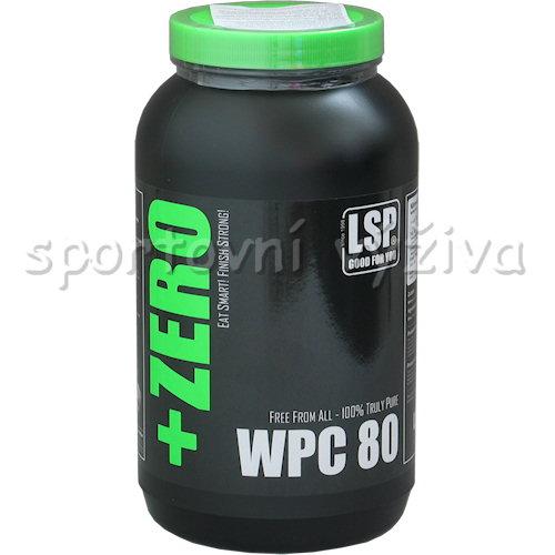 + Zero WPC 80 1000g