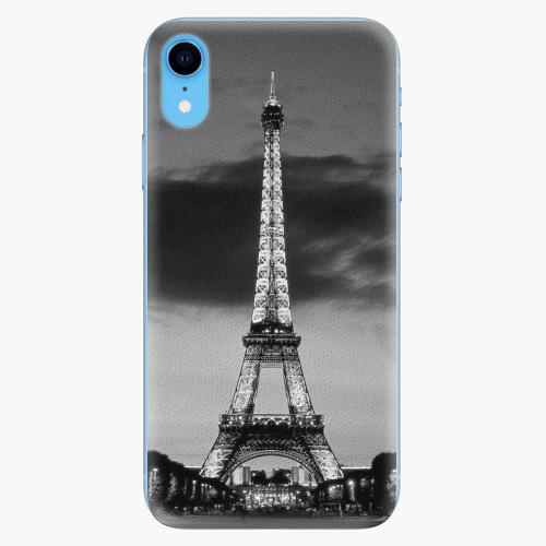 Silikonové pouzdro iSaprio - Midnight in Paris - iPhone XR