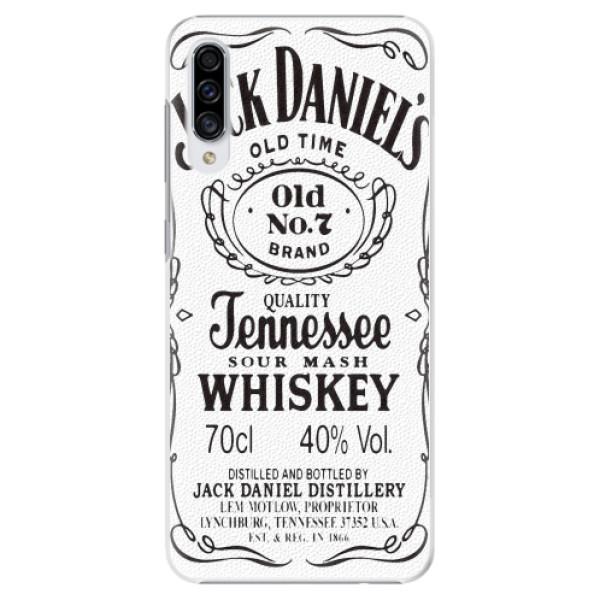 Plastové pouzdro iSaprio - Jack White - Samsung Galaxy A30s