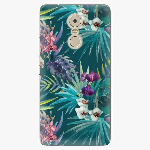 Plastový kryt iSaprio - Tropical Blue 01 - Lenovo K6 Note