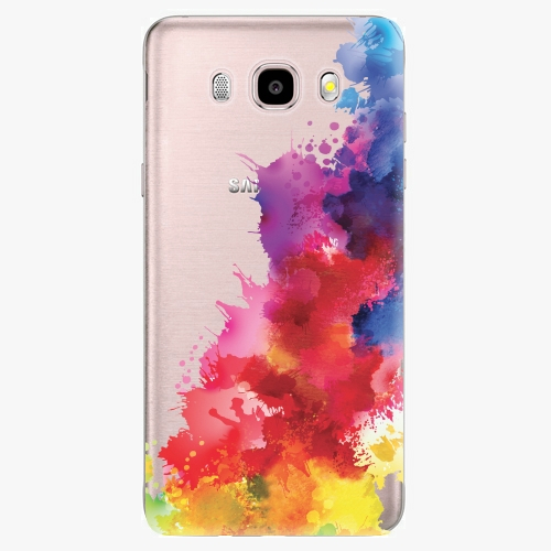Plastový kryt iSaprio - Color Splash 01 - Samsung Galaxy J5 2016