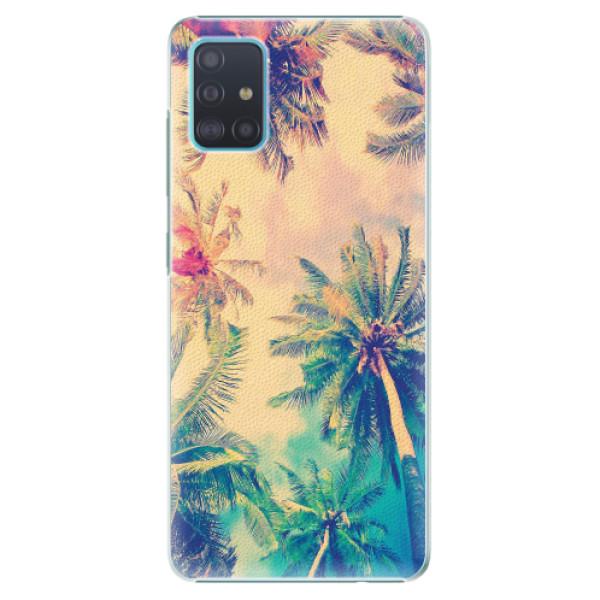 Plastové pouzdro iSaprio - Palm Beach - Samsung Galaxy A51