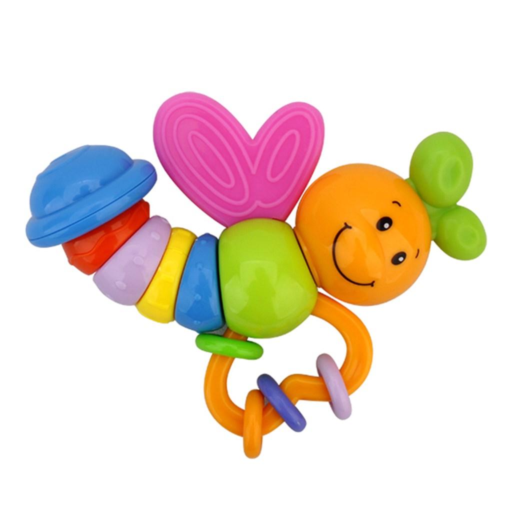Chrastítko Bayo motýlek - dle obrázku