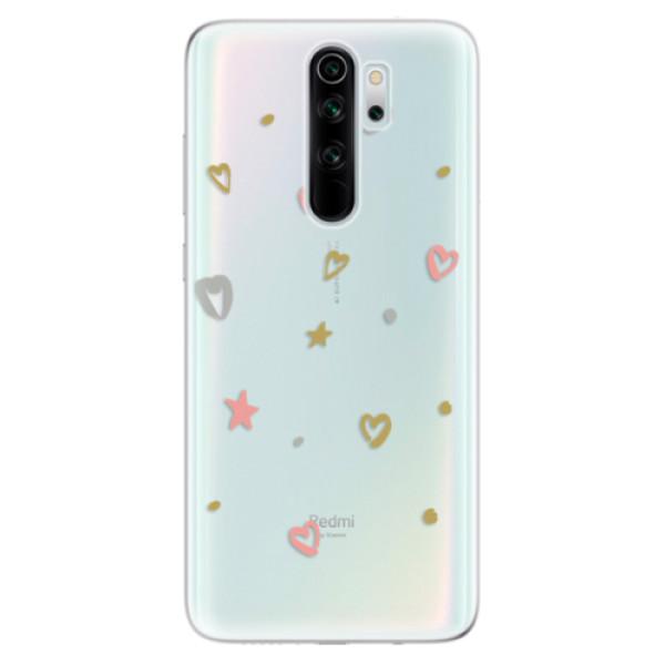 Odolné silikonové pouzdro iSaprio - Lovely Pattern - Xiaomi Redmi Note 8 Pro