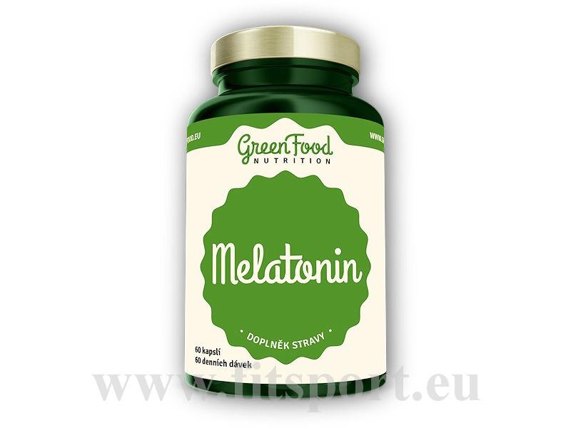 Melatonin 60 vegan kapslí