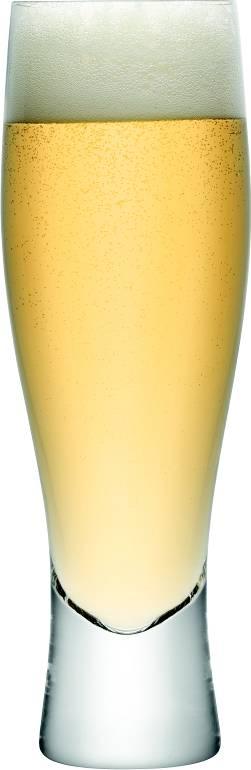 LSA Bar sklenice na pivo 400ml, set 4ks G271-14-991