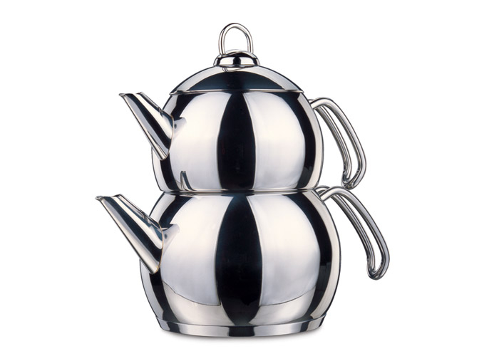 Tombik Tea Pot Set 1,1l / 2,0l