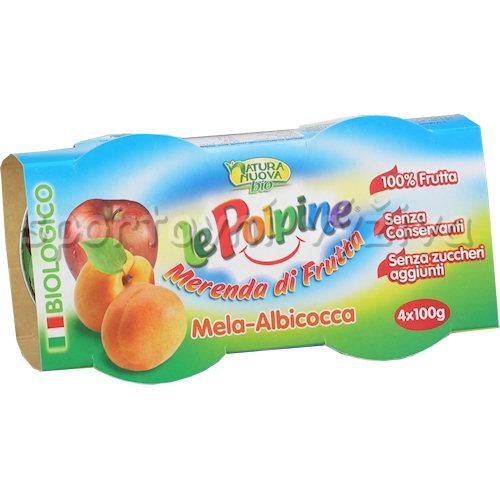 Polpine 4x100g ovocná - dřeň-jablko