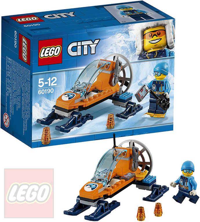 LEGO CITY Polární sněžný kluzák 60190