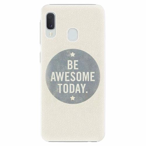 Plastový kryt iSaprio - Awesome 02 - Samsung Galaxy A20e