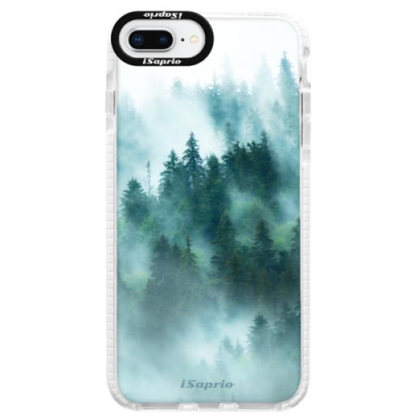 Silikonové pouzdro Bumper iSaprio - Forrest 08 - iPhone 8 Plus