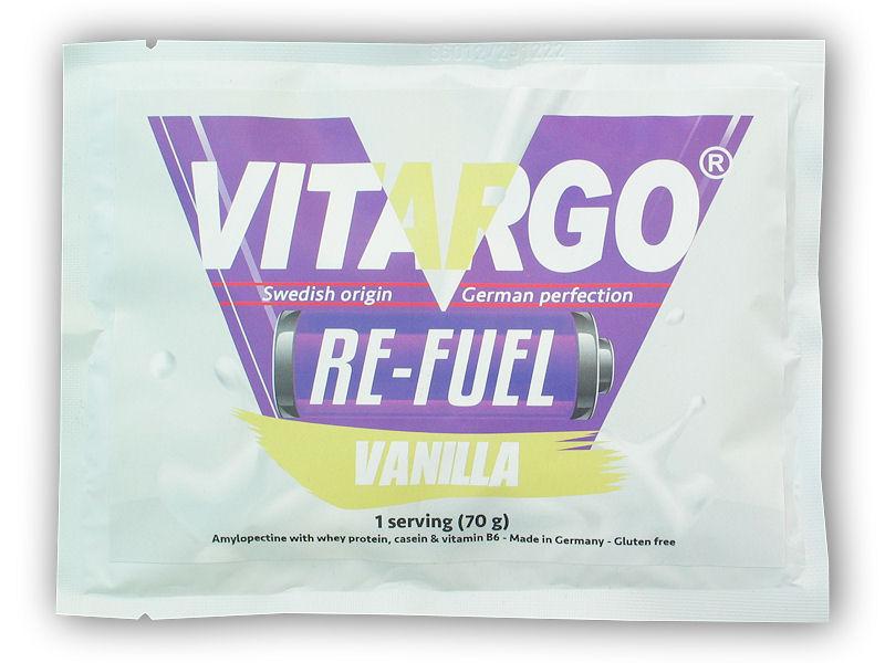 Vitargo RE-FUEL 70g-vanilka